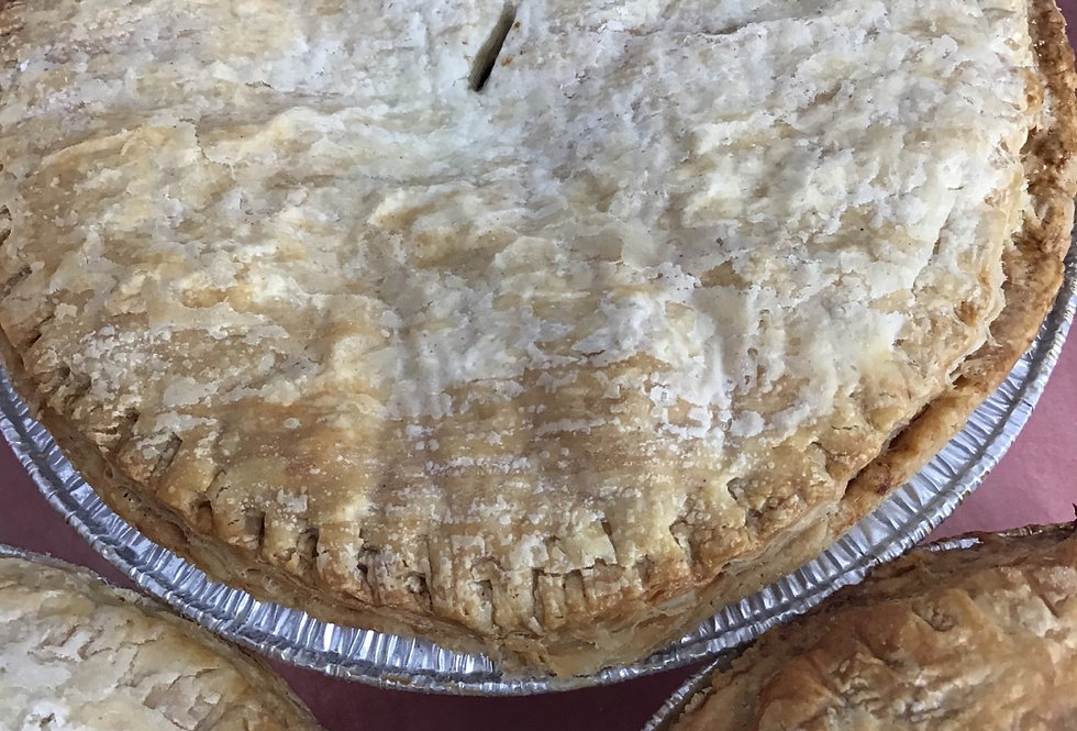 Tourtiere (beef &pork) - frozen