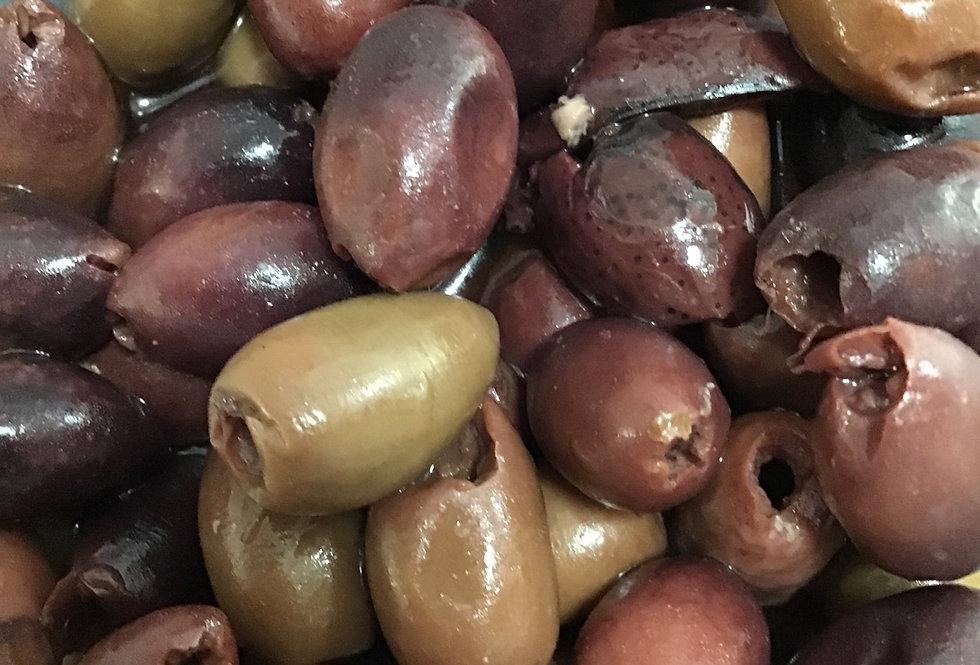 Kalamata Olives - 500ML (price includes $2 jar deposit)