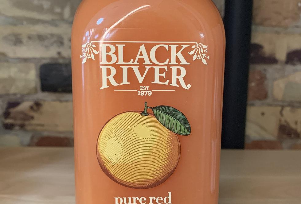 Black River Pure Red Grapefruit Juice, 1L