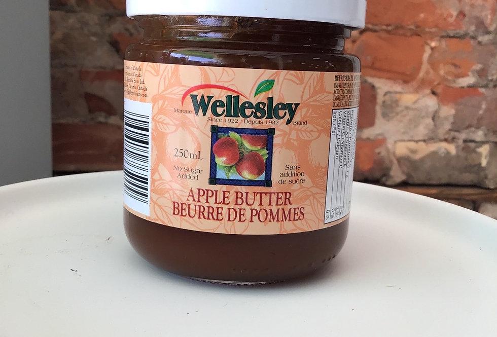 Wellesley Apple Butter - 250mL