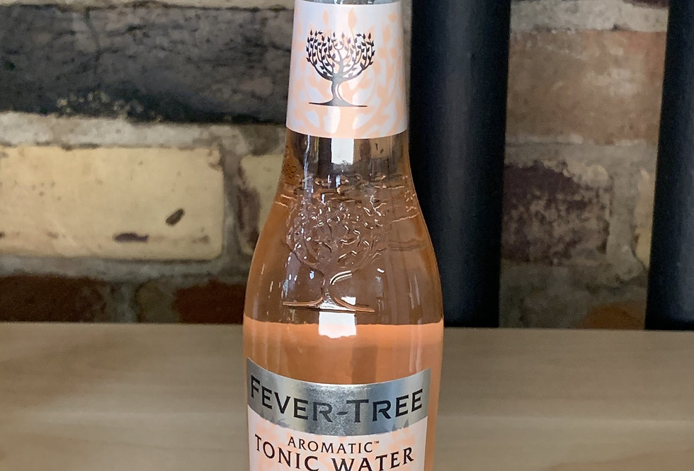 Fever Tree Aromatic Tonic Water, single