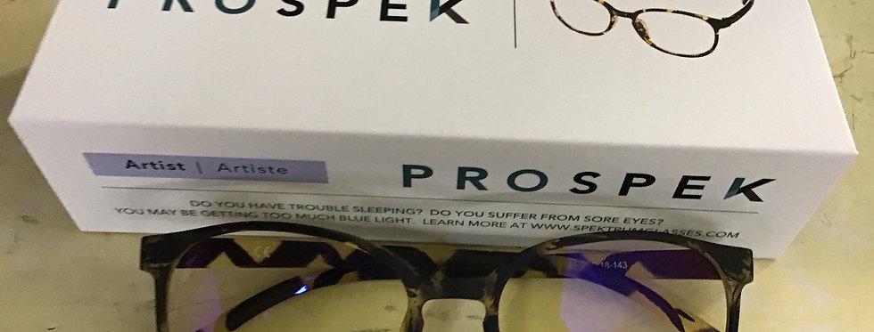 Onyx Prospek Artist Glasses