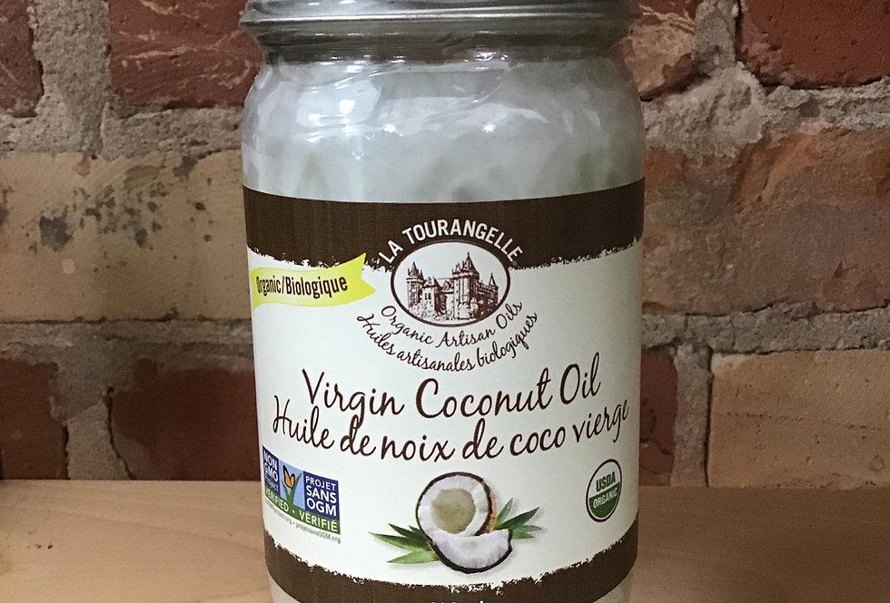 La Tourangelle Virgin Coconut Oil
