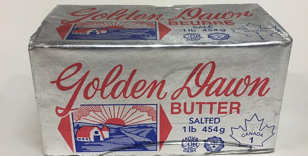 Golden Dawn Salted Butter
