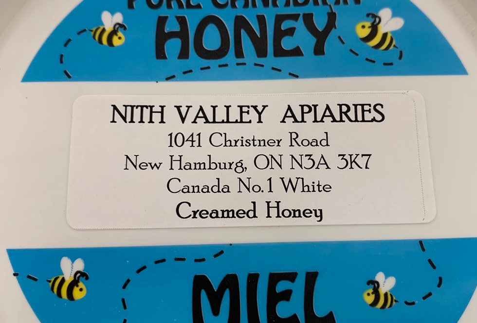 Creamed Honey by Nith Valley Apiaries - 500g