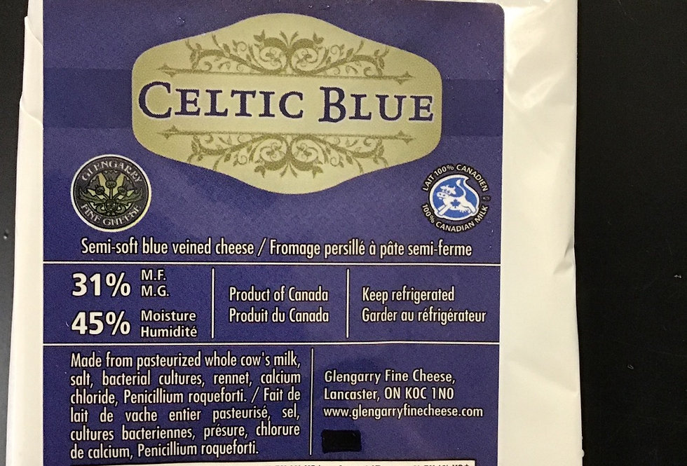 Glengarry - Celtic Blue Cheese