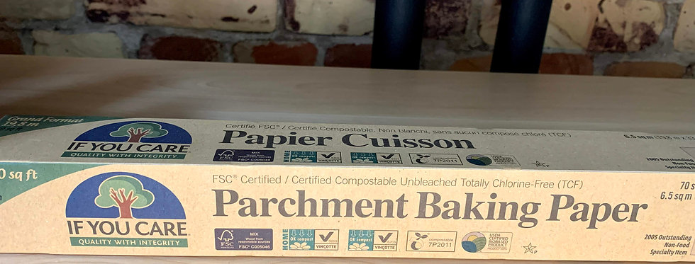 Parchment Baking Paper by If You Care