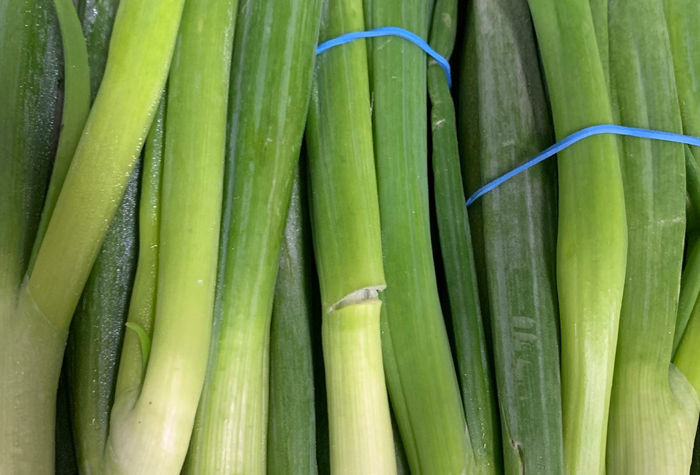 Green Onions, per bunch