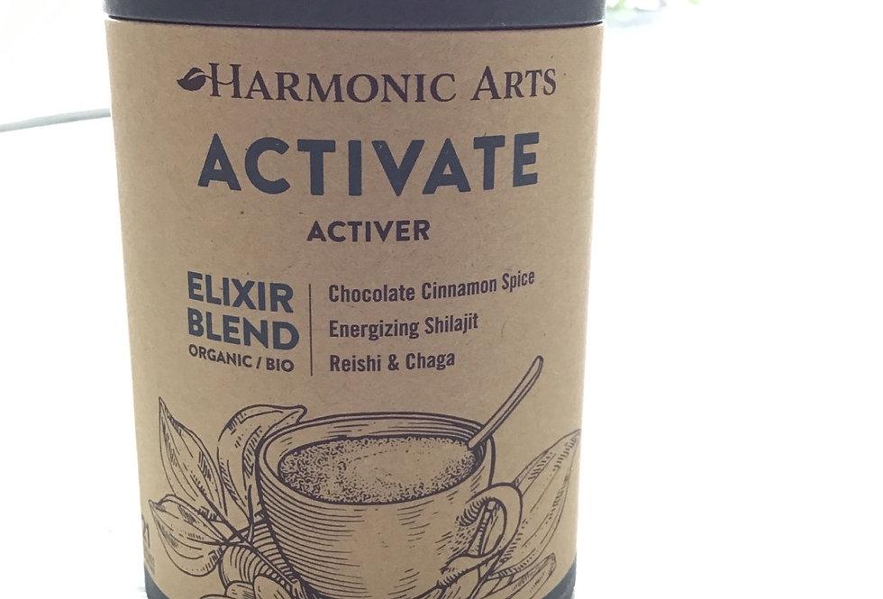 Activate: Harmonic Arts Elixir - (160g)
