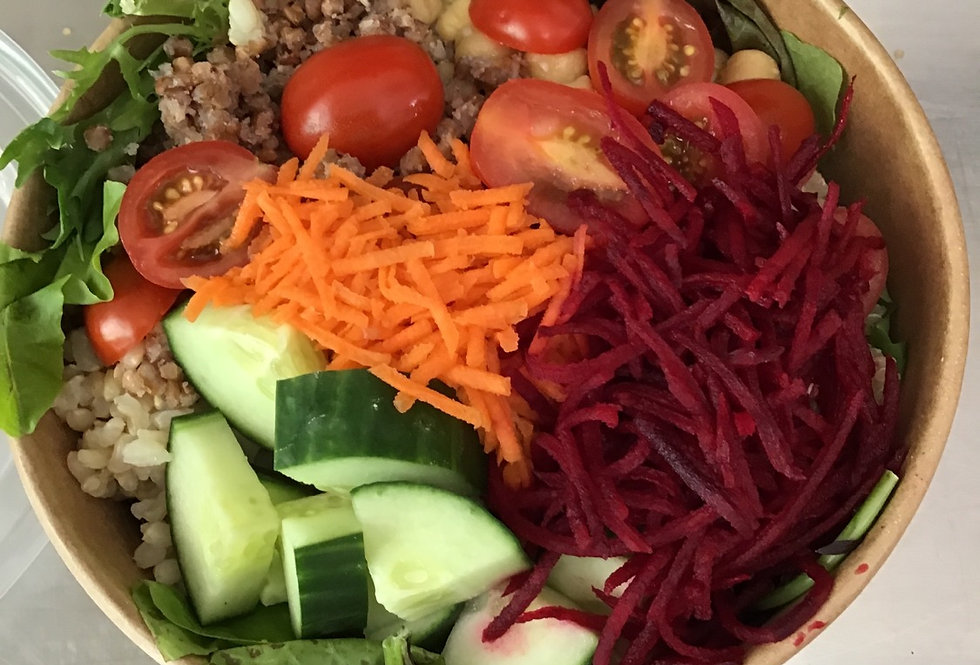 The Little Green Grocery Hippie Salad Bowl