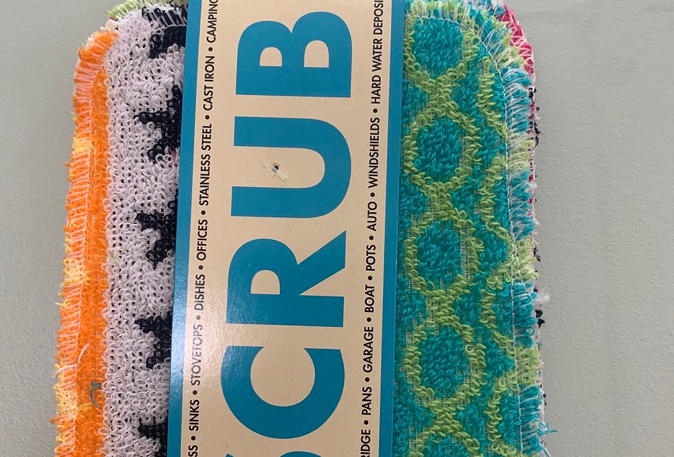 Skoy Scrub cloth (2 pack)