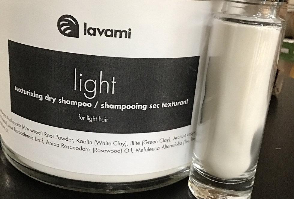 Texturizing dry shampoo - for light hair - 125ml