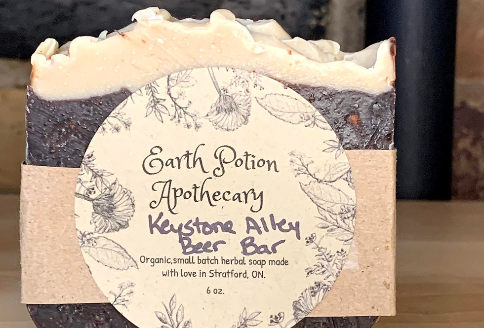 """Earth Potion Apothecary """"Keystone Alley Beer Bar"""""""