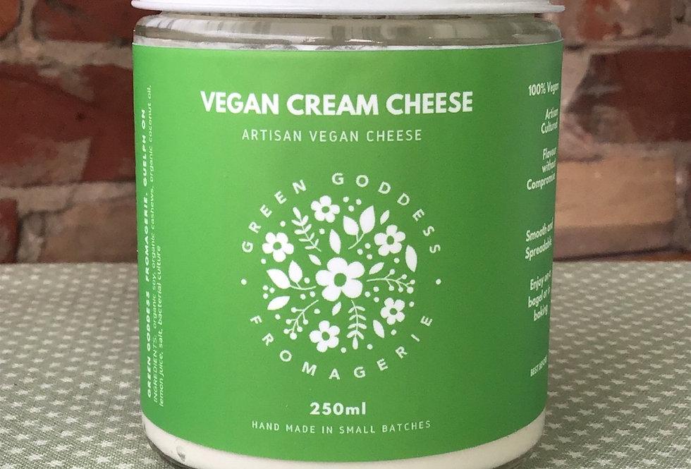 Vegan Cream Cheese, Green Goddess