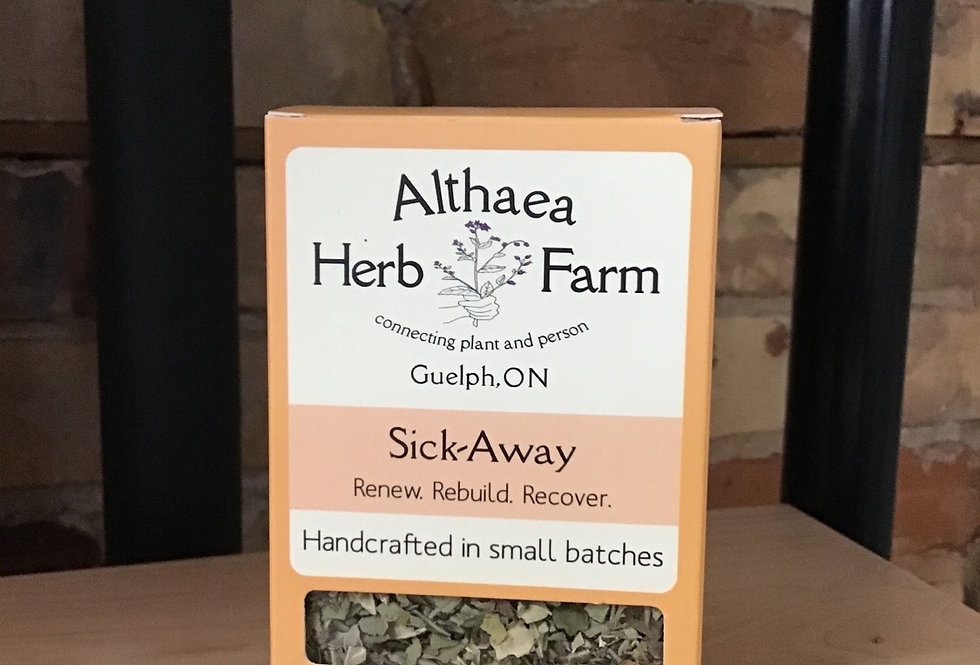 Sick-Away, Althea Tea Farm