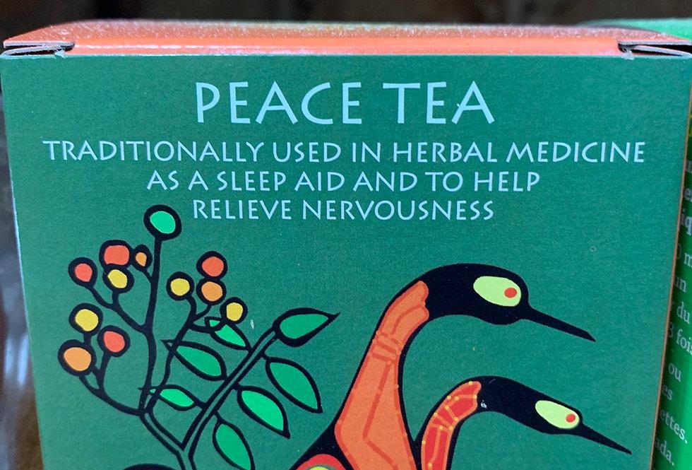 Algonquin Tea Co - Peace Tea - Organic and Wildcrafted