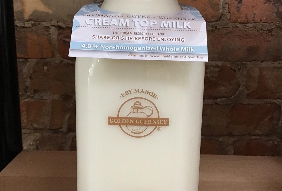 Eby Manor, 4.8% Milk
