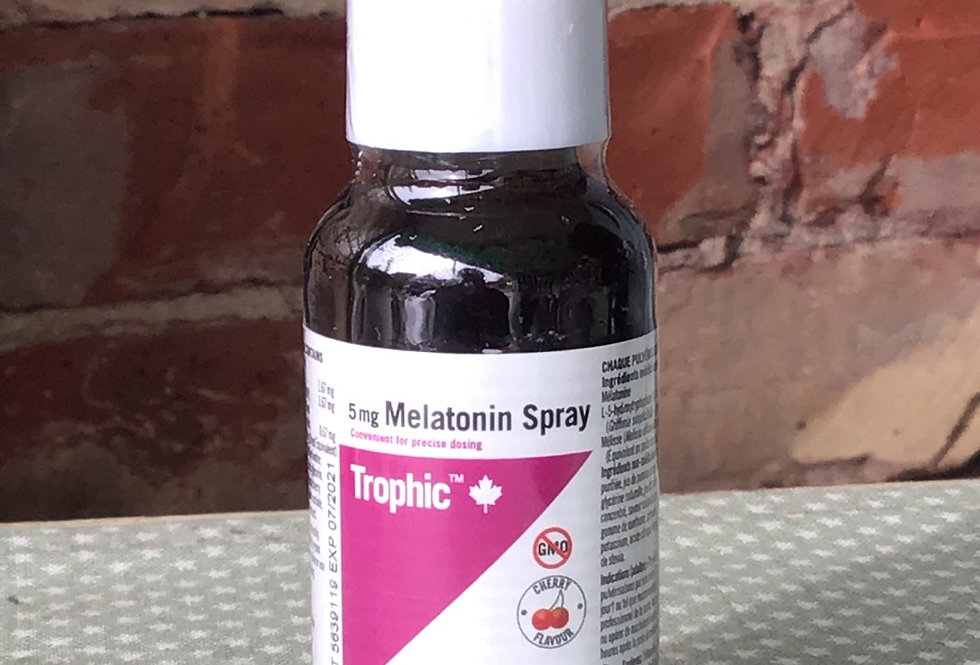 Trophic Melatonin Spray