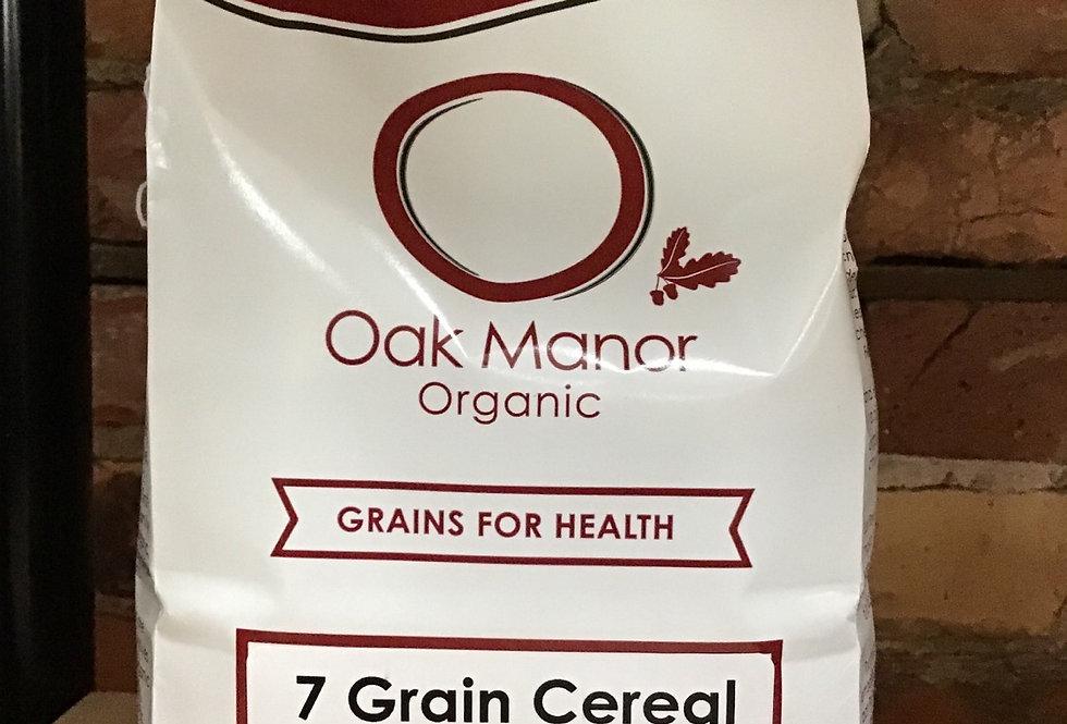 Oak Manor Organic 7 Grain Cereal