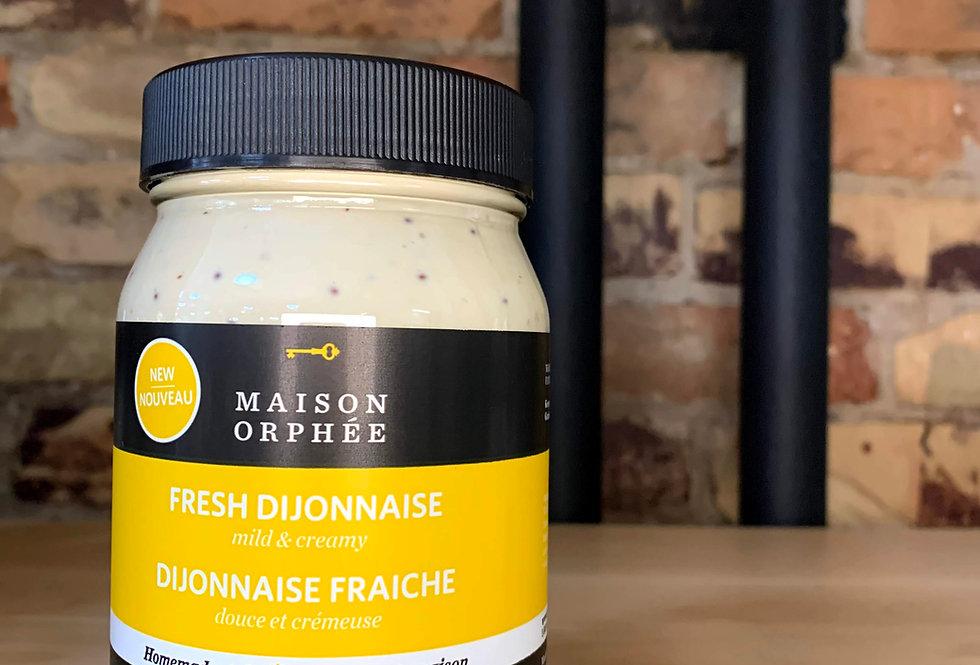Maison Orphee Fresh Dijonnaise - 440ml