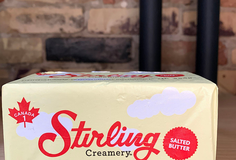Stirling Creamery Salted Butter
