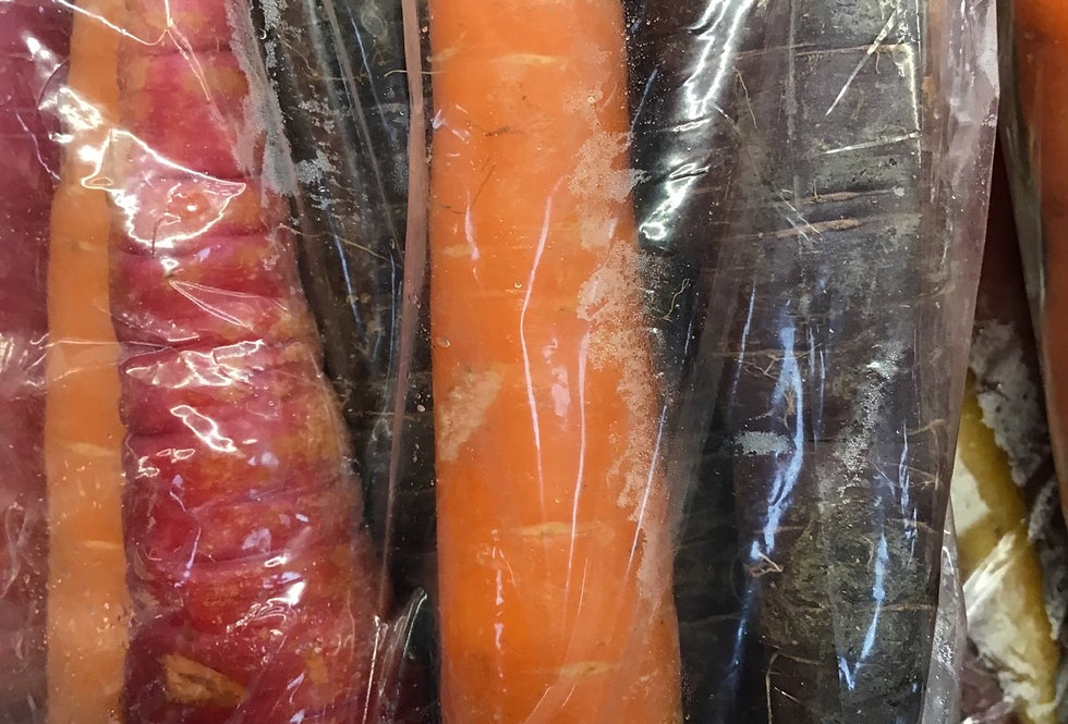 Coloured Carrots, ON