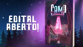 "Edital   Antologia ""Camp 51"""