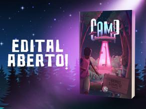 "Edital | Antologia ""Camp 51"""