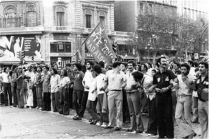 9 - Manifestacion del PTE en Barcelona.j