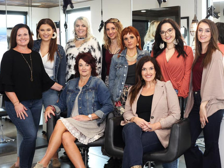 Stylists Spotlight - The Jefferson City Full Service Salon of Your Dreams