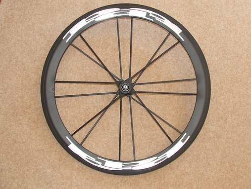 PDQ super-light spoked wheel
