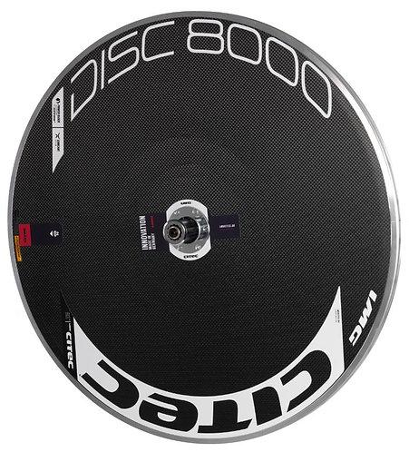 Citec 8000 disc clincher