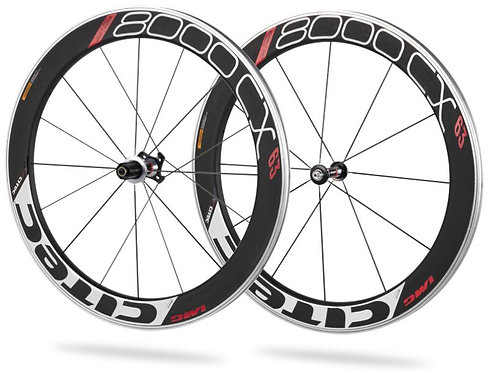 Citec 8000CX 63 Clincher PAIR Shimano