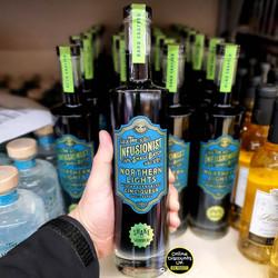 Aldi The Infusionist Northern Lights Gin