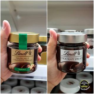 Lindt Hazelnut and Dark Chocolate Spread