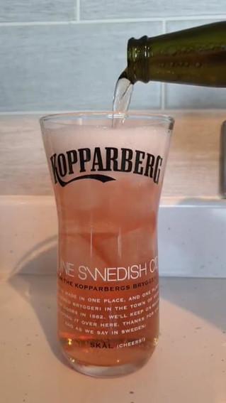 Kopparberg Cherry Cider.mp4