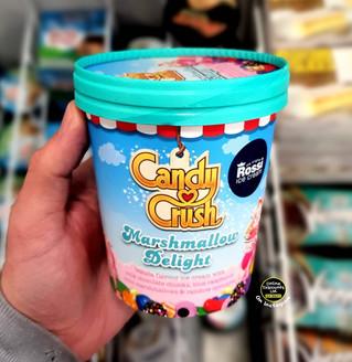 Candy Crush Saga Ice Cream Marshmallow D