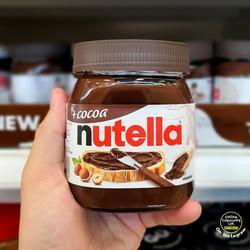 Nutella Plus Cocoa