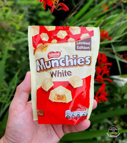 Limited Edition White Munchies
