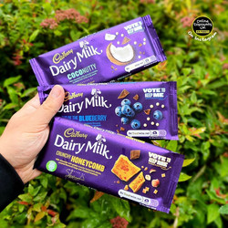 Cadbury Vote to Keep Blueberry, Coconutt