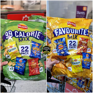 Walkers 99 Calories Mix and Favourites M