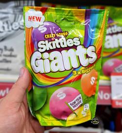 Skittles Sours Giants