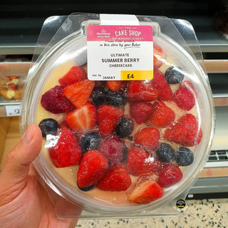 Morrisons Ultimate Summer Berry Cheeseca