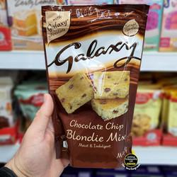 Galaxy Chocolate Chip Blondie Mix