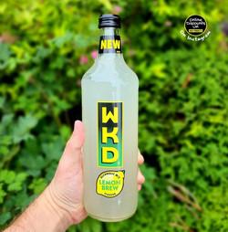 WKD Lemon Brew