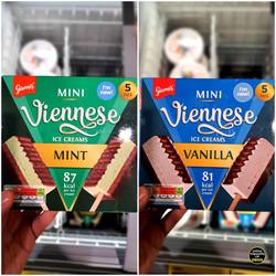 Aldi Mini Viennese Ice Creams