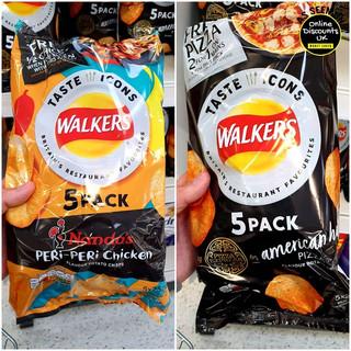 Walkers Nando's Peri-Peri & Pizza Expres