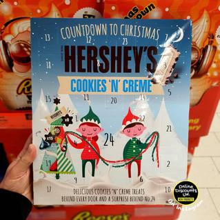 Hershey's Cookies 'N' Creme Advent Calen