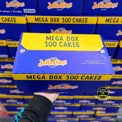 Jaffa Cakes Mega Box 100