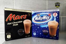 Mars & Milky Way Dolce Gusto Hot Chocola